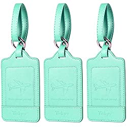 Suitcase Identifier Tags