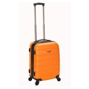 Laptop Carry-On Spinner Luggage, 19-Inch