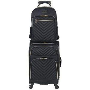 Carry-On Suitcase & Matching 15