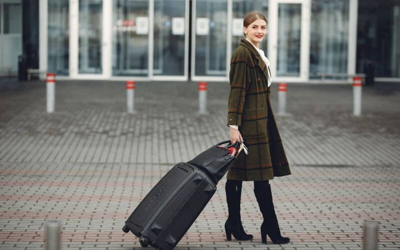 Best Travel Totes With A Luggage Sleeve