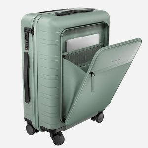 20-inch Carry-on Luggage with Laptop Pocket
