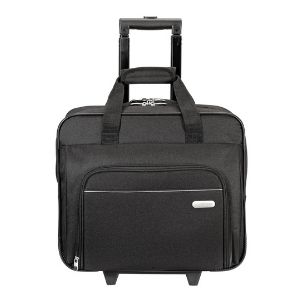 Targus Metro Rolling Laptop Case Bag for Business Commuter with Durable Water Resistant