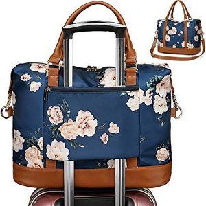 Travel Weekender Bag, Women's Overnight Travel Tote