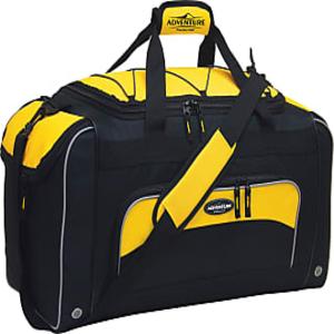 Travelers Club Travel Rolling Duffle Bag