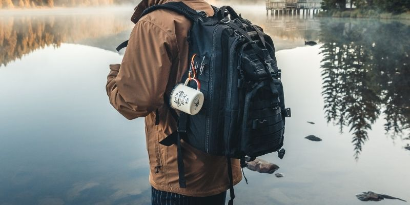 How Big A 20-Liter Backpack Is