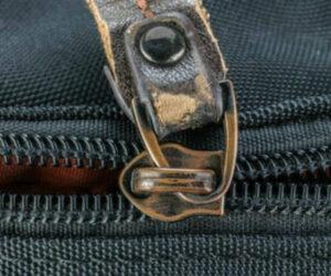 How To Put A Zipper Back On Bag
