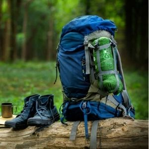 What is the best way of attaching a sleeping bag to a regular backpack