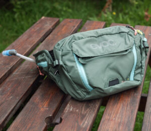 What to pack inside the Hip Belt's Zipper pocket
