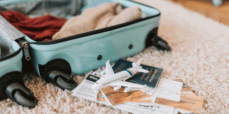 How to Track your Luggage from the Plane
