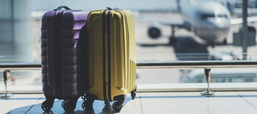 Using the latest technology to track your luggage at the airport