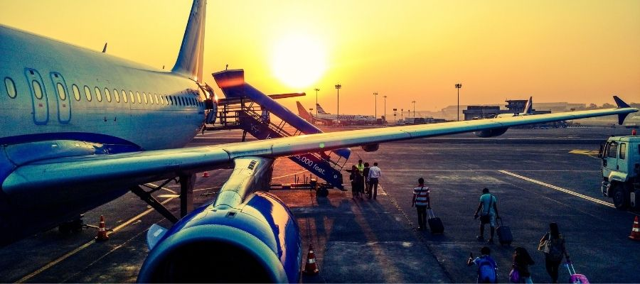 Weight limits set by different airlines and their extra fee charges